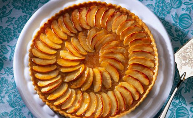 טארט תפוחים צרפתי (צילום: www.channel4.com, אוכל טוב)