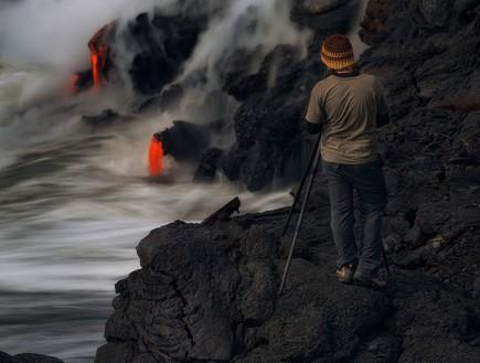 לבה רותחת, וולקנו בהוואי