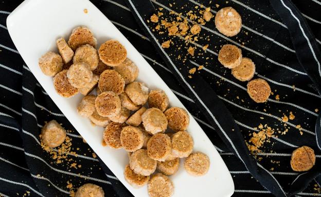 עוגיות יהלומים של אידלסון 10 (צילום: בני גם זו לטובה, אוכל טוב)