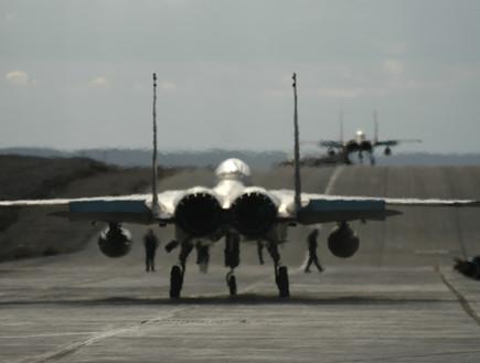 מבצע רגל עץ מטוס F-15
