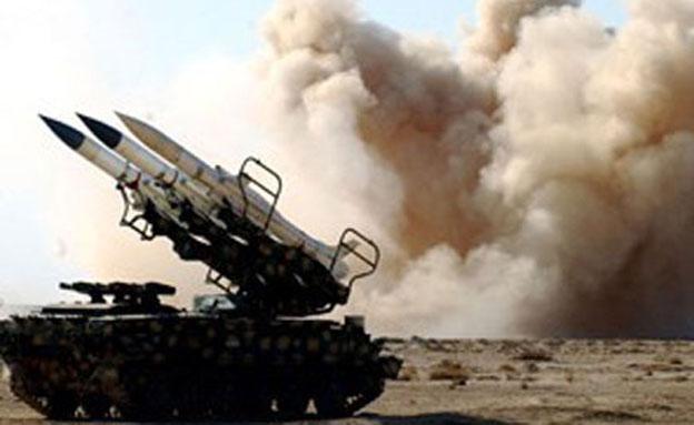 צבא סוריה נפרס מחדש (צילום: סוכנות הידיעות הסורית)