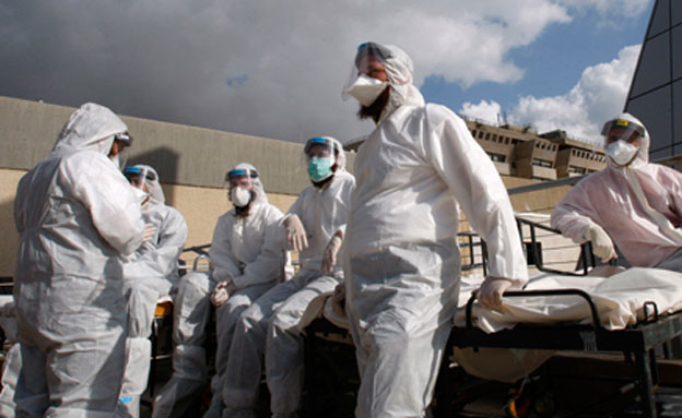 האם ישראל מוכנה? (צילום: רויטרס)