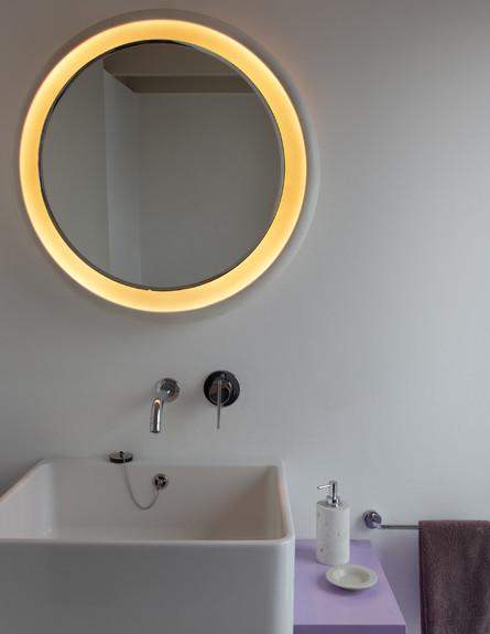 לופט בית חרושת, אמבטיה כיור גובה