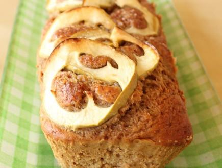 לחם דבש ותפוחים (צילום: מור כהן, אוכל טוב)