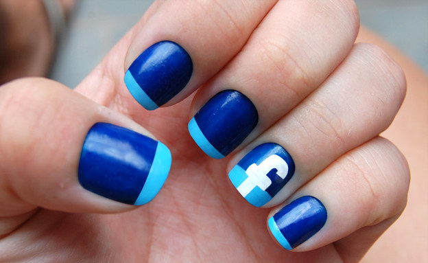 ציפורני פייסבוק (צילום: suaslindas.com)