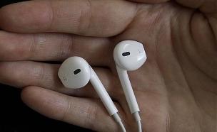 האוזניות של אייפון 5 (קרדיט: tinhte.vn)