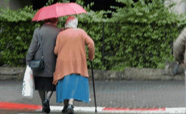 קשישים, אילוסטרציה (צילום: תמר מצפי, גלובס)