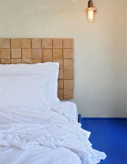 בתים לחג, אמיר ורד חדר שינה גובה, צילום שי אדם