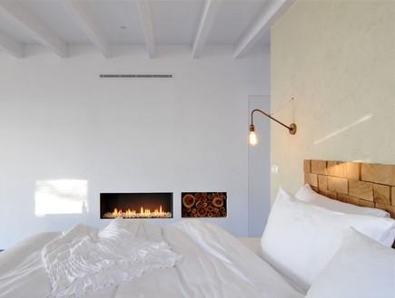בתים לחג, אמיר ורד חדר שינה, צילום שי אדם