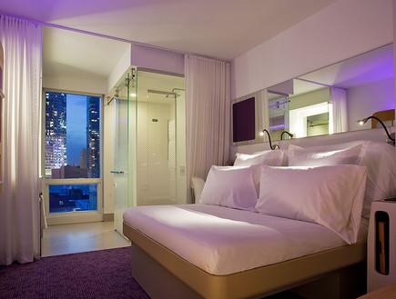 חדר מלון יוטל, קרדיט אתר המלון, מלונותה עתיד