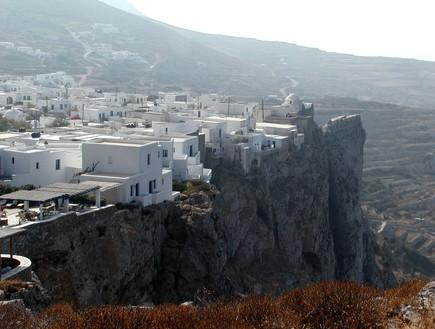 חופשה ביוון - גל אוחובסקי (צילום: Frente, ויקיפדיה)