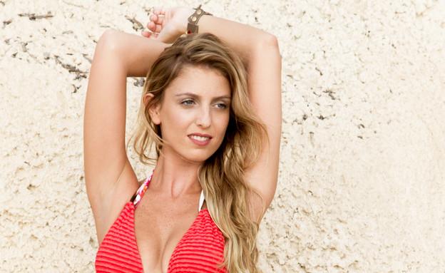 קורל גמר - הישראלית הסקסית 2013 (צילום: ליאור קסוון)