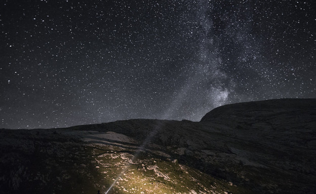 אור, האלפים (צילום: Lukas Furlan)