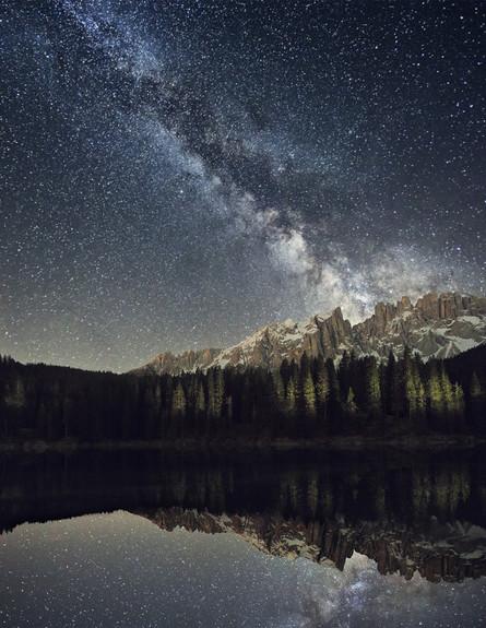 לילה, האלפים (צילום: Lukas Furlan)