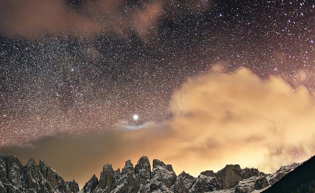 שלג, האלפים (צילום: Lukas Furlan)