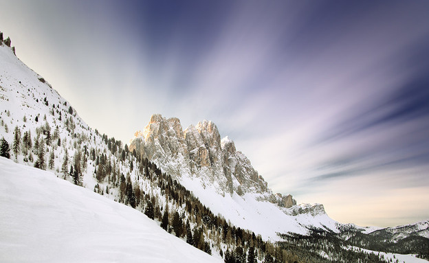 שלג2, האלפים (צילום: Lukas Furlan)