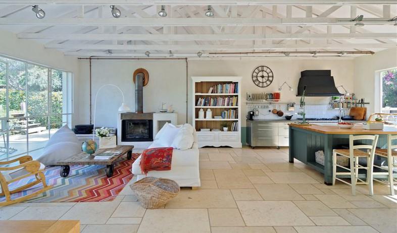 בתים לחג, רנה דוקטור סלון מטבח, צילום שי אדם (צילום: שי אדם)