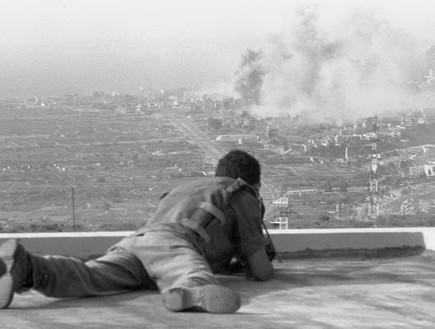 מלחמת לבנון הראשונה מבצע שלום הגליל