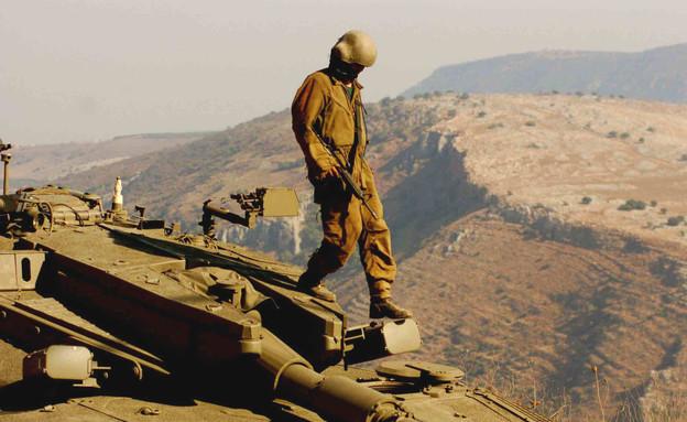 """מלחמת לבנון השנייה (צילום: אביר סולטן, ארכיון צה""""ל ומערכת הביטחון)"""