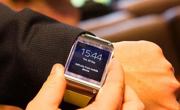 שעון חכם של סמסונג (צילום: Jenneth Orantia)