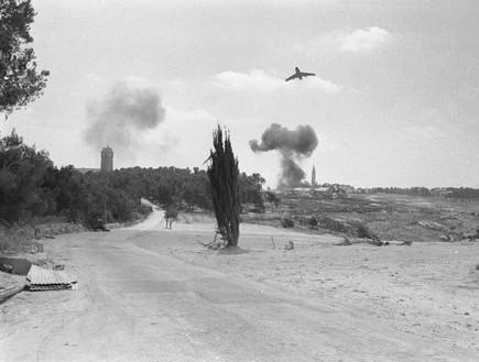 מלחמת ששת הימים חיל האוויר מפציץ