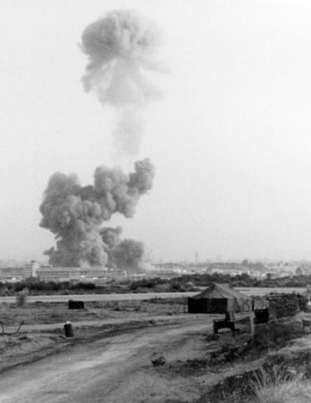 הפיגוע בבסיס הנחתים האמריקאי בלבנון