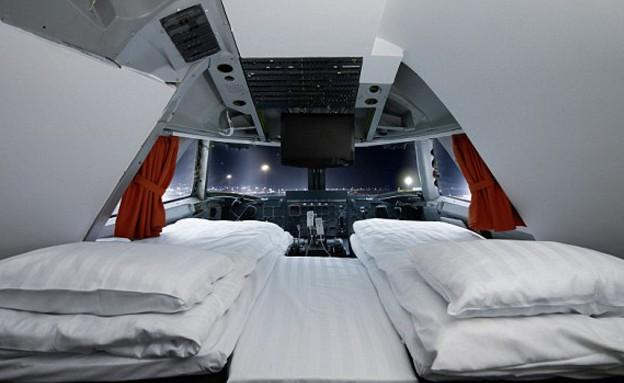מלון הג'מבו (צילום: dailymail.co.uk)