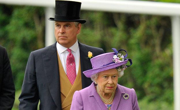 הנסיך אנדו ואמא אליזבת'