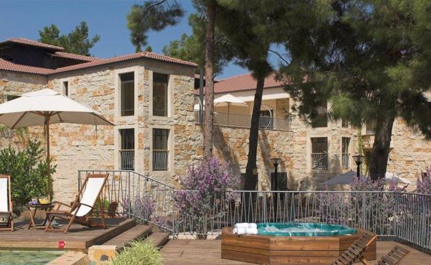 הבית בגליל- צילום פוטו יהודה , סוויטות יוקרתיות) (צילום: פוטו יהודה)