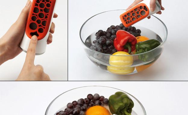 המצאות חדשות, פירות (צילום: www.kyowonwells.com )