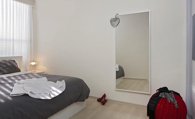 אורנית, חדר שינה (צילום: שי אפשטיין)