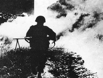 מלחמת ששת הימים קרב גבעת התחמושת