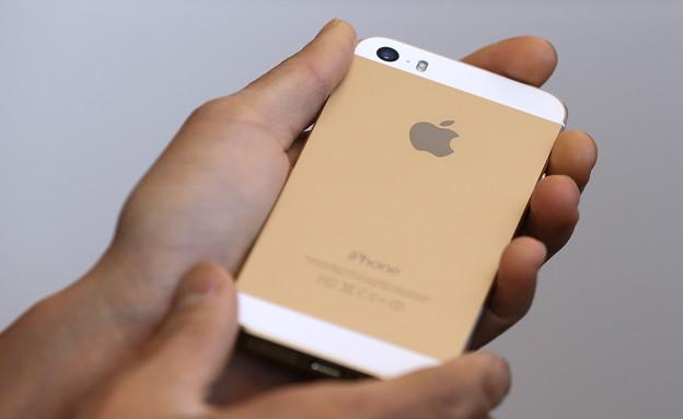 אייפון 5s (צילום: Justin Sullivan, GettyImages IL)