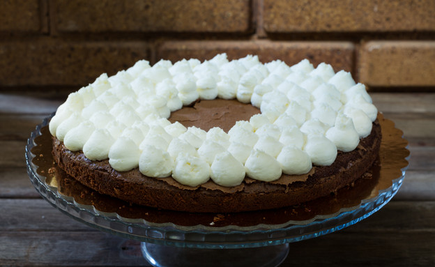 עוגת שוקולד וקפה בחושה (צילום: בני גם זו לטובה, אוכל טוב)