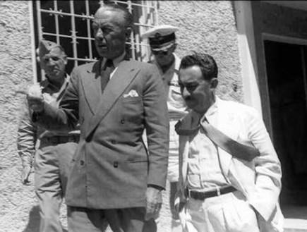 מלחמת העצמאות פולקה ברנדוט משה שרת