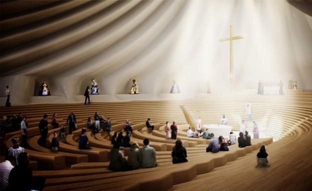 מבני דת, כנסייה מיאמי, צילום httpfr-ee.org (צילום: fr-ee.org)