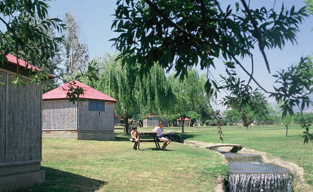 גן לאומי חורשת טל (צילום: ארכיון רשות הטבע והגנים)