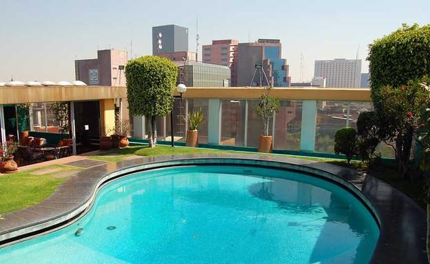קאזה בלנקה, מלונות במקסיקו
