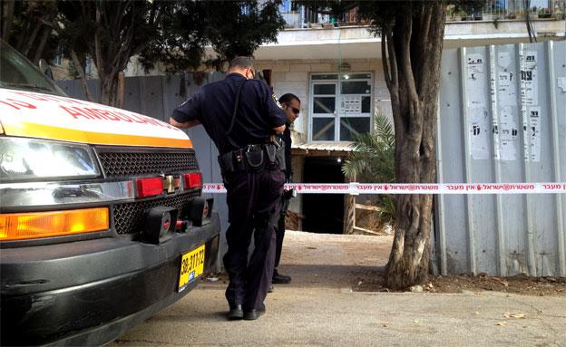 אם רצחה את שני ילדיה וניסתה להתאבד, ירושלים (צילום: חדשות 2)