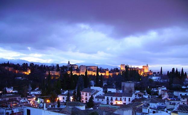אלביסין, דרום ספרד (צילום: ויקיפדיה, יוצר: Giorgiomonteforti)