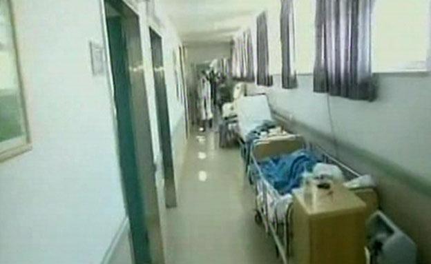 """קופות החולים לא משלמות: """"ניאלץ לקצץ בתרופות"""" (צילום: חדשות 2)"""