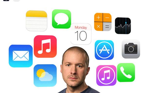 iOS 6 מול iOS 7 (צילום: noon)