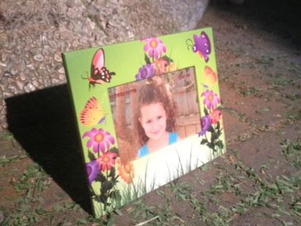 תמונות הילדים מחוץ לבית המשפחה