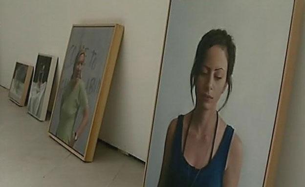 צפו: אלפי יצירות אמנות בתערוכת ענק בצפון (צילום: חדשות 2)