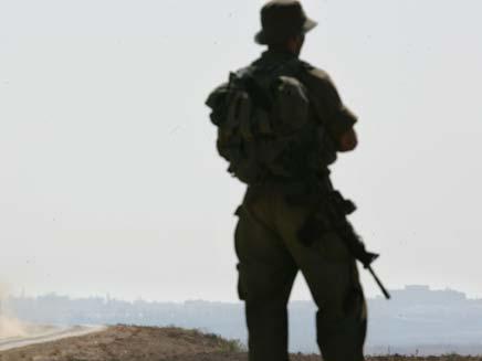 """חייל צה""""ל (צילום: חדשות 2)"""