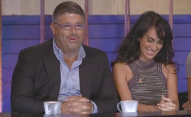 כשהשופטים בכו מרוב צחוק (תמונת AVI: mako)