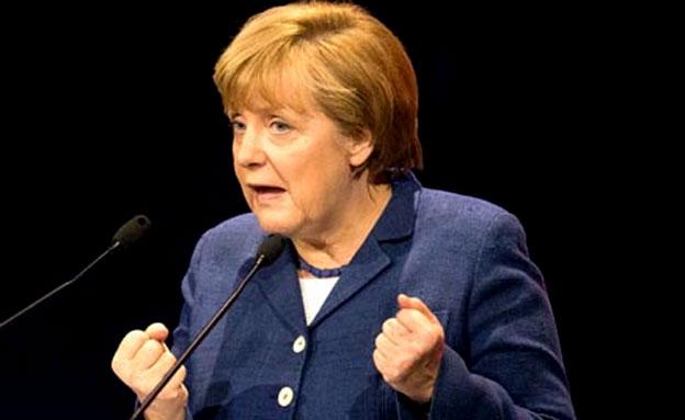 קנצלרית גרמניה אנגלה מרקל (צילום: רויטרס)