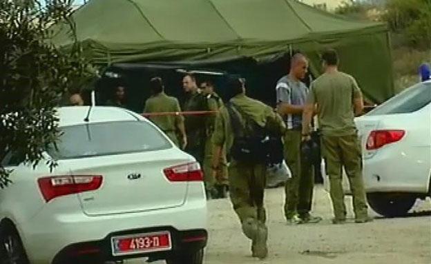 """מבצע משותף של שב""""כ, צה""""ל ומשטרה (צילום: חדשות 2)"""