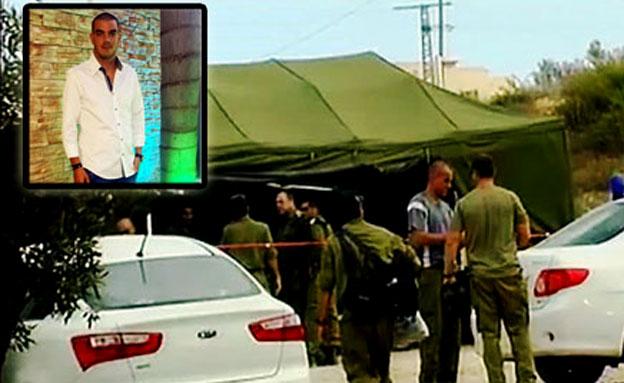 סמל תומר חזן (צילום: חדשות 2, פייסבוק)