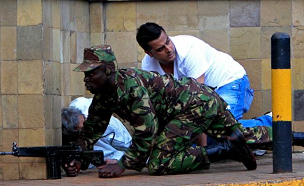 קניה (צילום: חדשות 2)